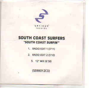 South Coast Surfers - South Coast Surfin'