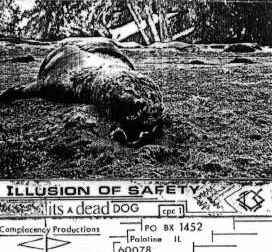 Illusion Of Safety - It's A Dead Dog