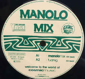 Yase - Manolo Mix