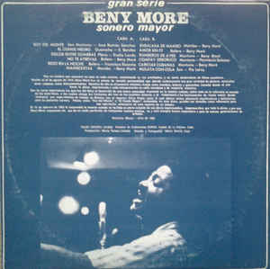 Beny More - Sonero Mayor Gran Serie Vol. V