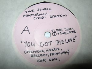 Source, The - You Got The Love