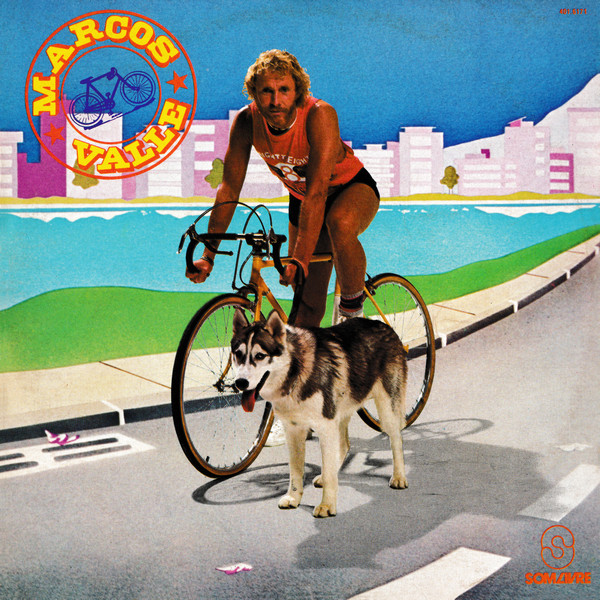 Marcos Valle - Bicicleta cover of release