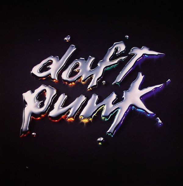 Daft Punk - Discovery cover of release