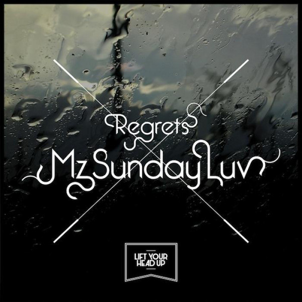 Mz Sunday Luv, Various - Regrets cover of release