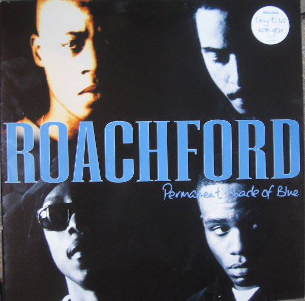 Roachford - Permanent Shade Of Blue cover of release