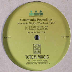 Community Recordings - Mountain Nights