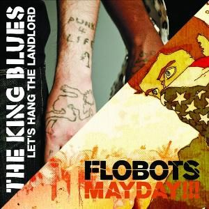 King Blues, The - Let's Hang The Landlord / Mayday!!!