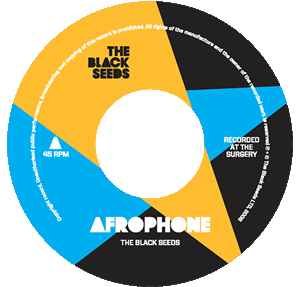 Black Seeds, The - Afrophone/Rotten Apple