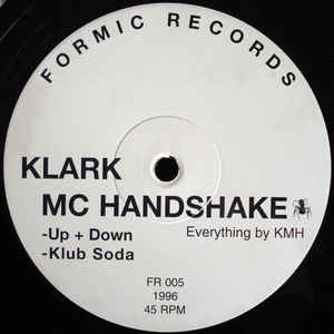 Klark MC Handshake - Untitled