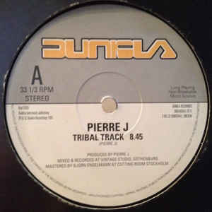 Pierre J - Tribal Track