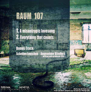 Raum 107 - People Surrounded By Ruins