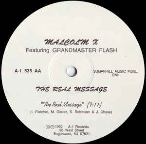 Malcolm X - The Real Message