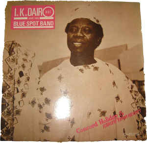 I.K. Dairo & His Blue Spots - Concord Holiday & Health Farm Resort