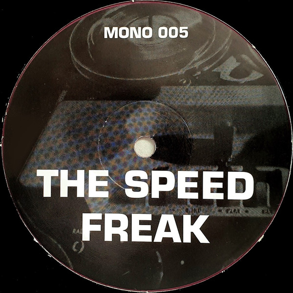 Speed Freak, The - The Speed Freak cover of release