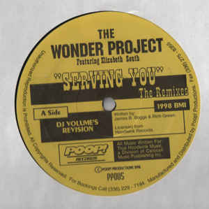 Wonder Project, The - Serving You