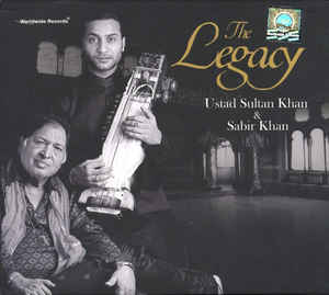 Ustad Sultan Khan - The Legacy