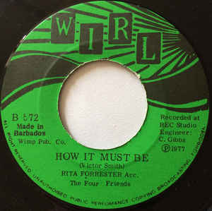 Rita Forrester - How It Must Be