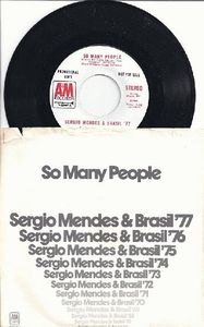 Sérgio Mendes & Brasil '77 - So Many People