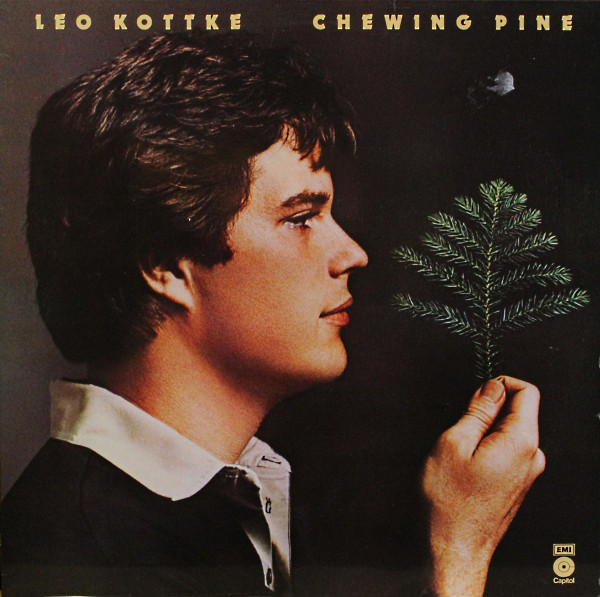 Leo Kottke - Chewing Pine cover of release