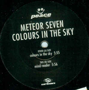 Meteor Seven - Colours In The Sky