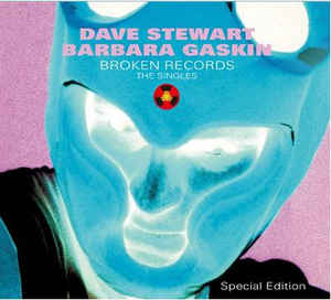 Dave Stewart & Barbara Gaskin - Broken Records - The Singles (Special Edition)