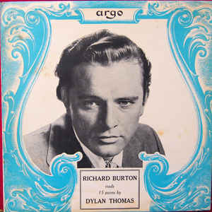 Richard Burton (2) - Fifteen Poems By Dylan Thomas