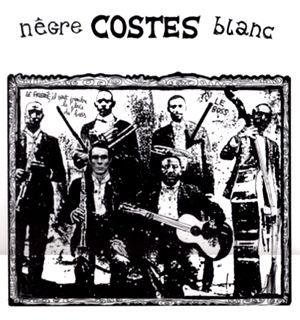 Costes - Nêgre Blanc cover of release