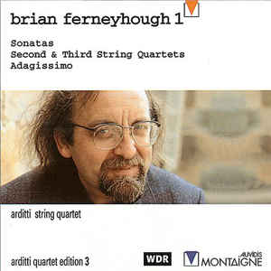 Brian Ferneyhough - Brian Ferneyhough 1