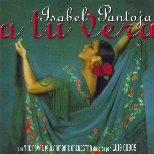 Isabel Pantoja - A Tu Vera cover of release