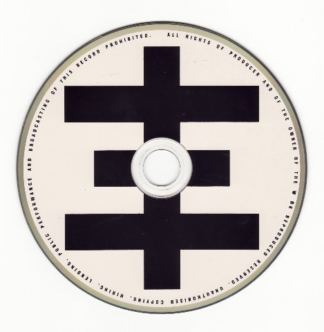 Psychic TV - Mouth Of The Night cover of release