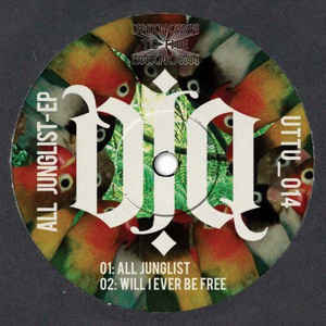 DJ Q (3) - All Junglist EP