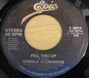 Angela Clemmons - Our Here On My Own