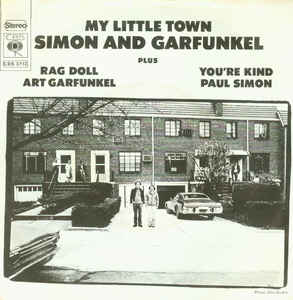 Paul Simon - My Little Town