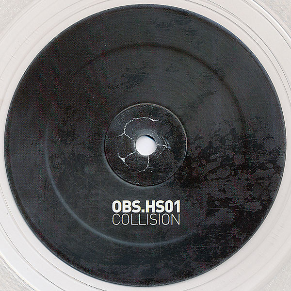 Collision (6) - Obscur HS 01 cover of release