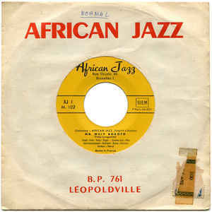 Grand Kalle And African Jazz - Independance Cha Cha