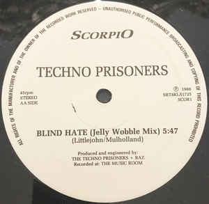 Techno Prisoners - Blind Hate