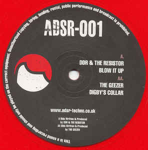 DDR - Blow It Up / Digby's Collar