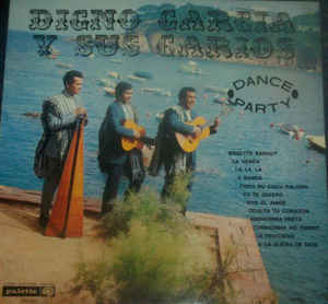 Digno Garcia Y Sus Carios - Dance Party