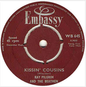 Jaybirds, The - Kissin' Cousins / Some Day We're Gonna Love Again