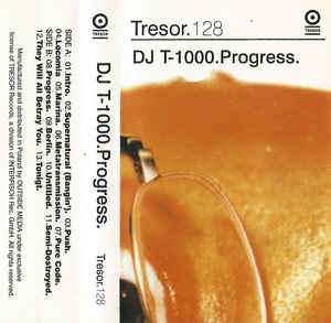 DJ T-1000 - Progress