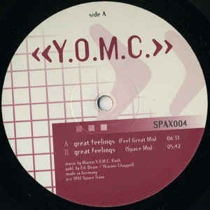 Y.O.M.C. - Great Feelings