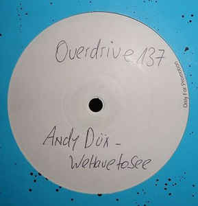 Andy Düx - We Have To See (Paradise, Paradise)