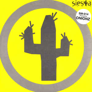 Onionz - Invizible Vibrations E.P.