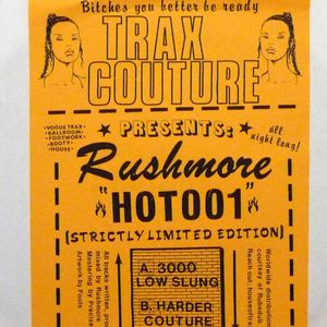 Rushmore (2) - HOT001