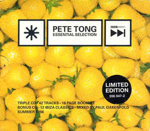 Pete Tong - Essential Selection Summer 1998