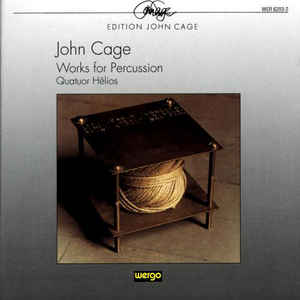 John Cage - Works For Percussion