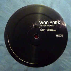 Woo York - Trip From Baikonur EP