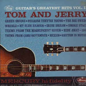 Tom & Jerry (4) - Guitar's Greatest Hits Vol. Il
