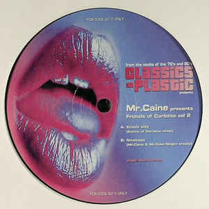 Mr. Caine - Erotic City