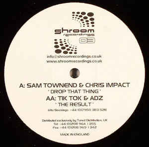 Sam Townend - Drop That Thing / The Result